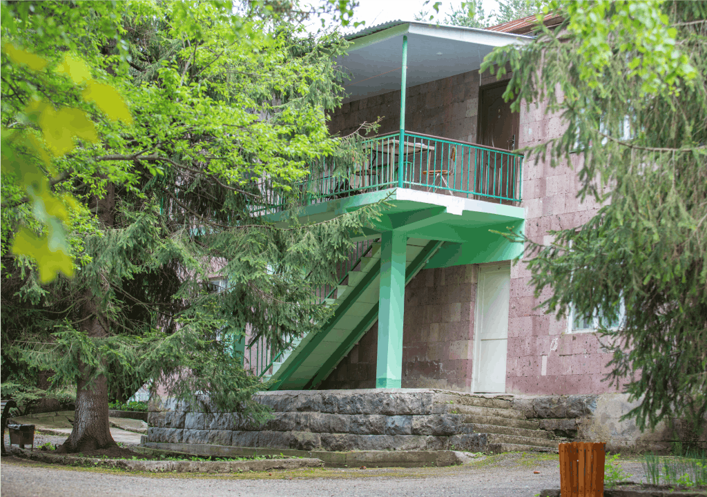 Հանգիստ Ստեփանավանում
